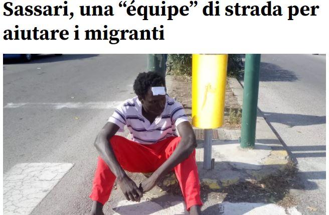 LGNet: in aiuto dei migranti più marginali