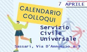 Colloqui Servizio Civile 2021